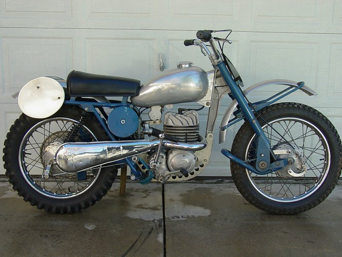 1963 Greeves Starmaker