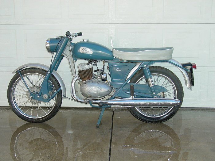 1961 Greeves 350 Twin